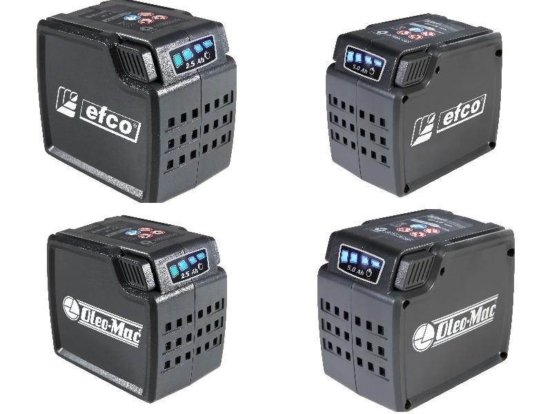 Emak: una nuova gamma di prodotti a batteria