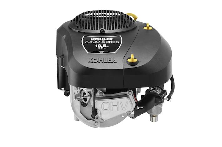Kohler: nuova Serie 5400, motori monocilindrici per trattori da giardino