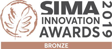Arbos: l'irroratrice Blaster premiata con la Medaglia di bronzo ai Sima Innovation Awards 2019