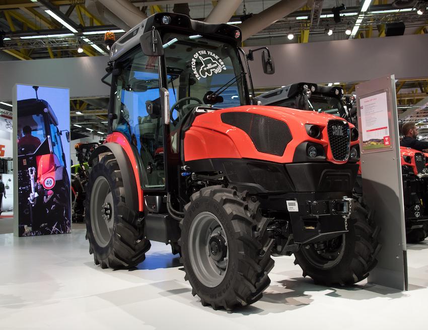 Same: nuovo Frutteto CVT ActiveSteer, il primo specialistico con 4 ruote sterzanti