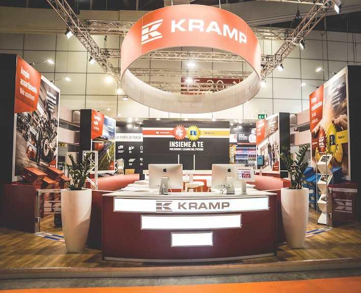 Kramp: a Reggio Emilia l'undicesimo Centro di distribuzione del Gruppo in Europa