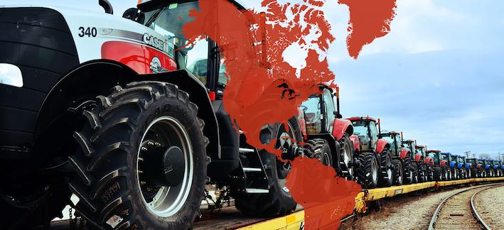 Cnh Industrial: un nuovo assetto organizzativo per crescere più velocemente