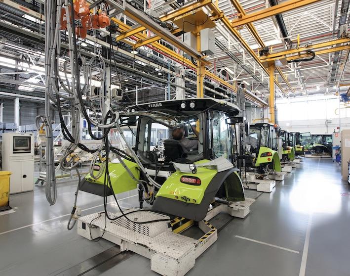 Francia: costruttori e dealer ottimisti ma i trattori arrancano