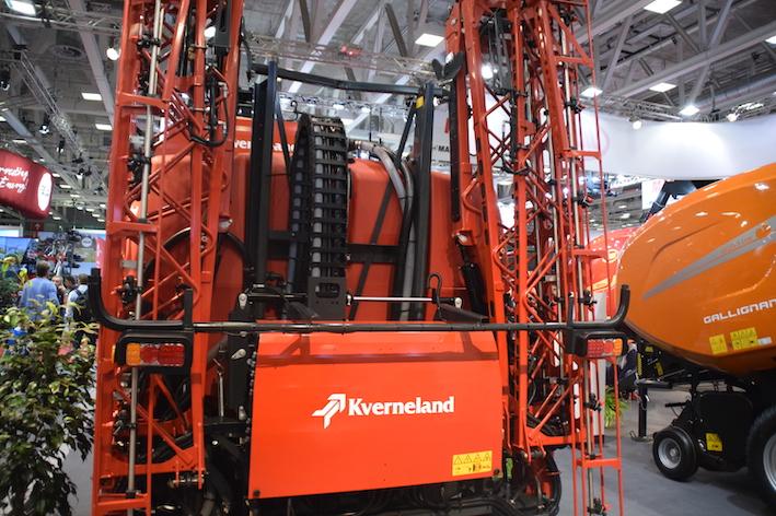 Kverneland Group: sempre un passo avanti nel futuro, da 140 anni