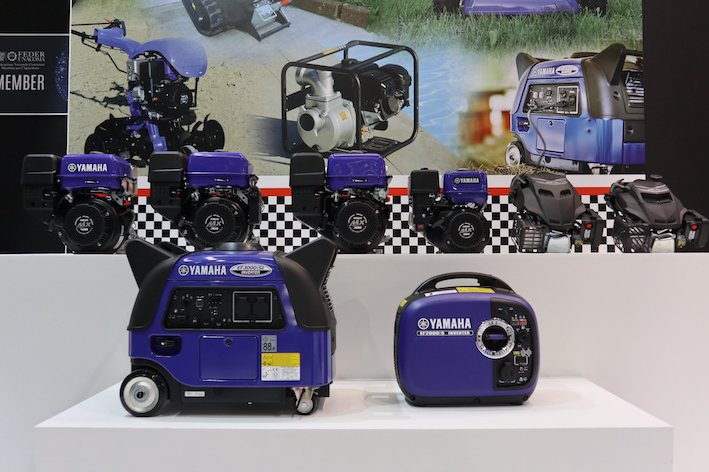 Yamaha (Power Products) entra tra i marchi distribuiti in Italia da Multipower