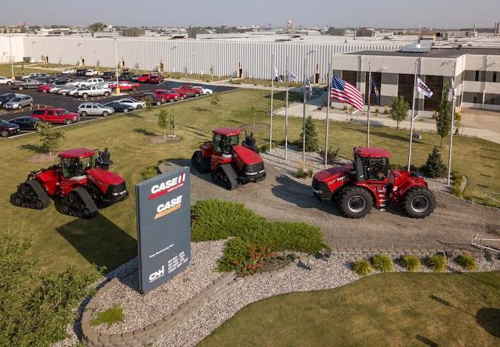 Steiger: mezzo secolo di trattori prodotti a Fargo e l'ingresso nella Hall of Fame