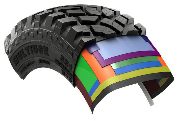 ATG:  nuovi pneumatici in mostra al Sima 2019