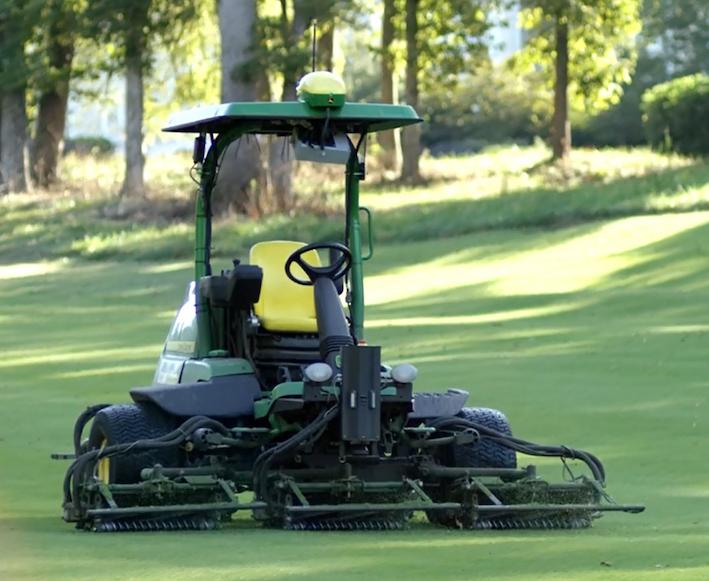 Golf e Sport Turf: John Deere si allea con Precision Makers