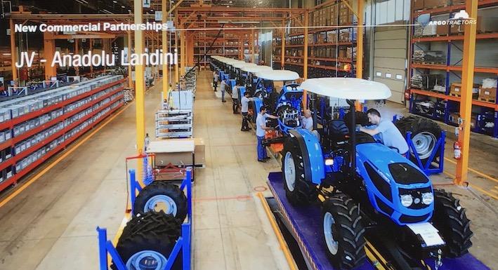 """Argo Tractors: """"qualità del lavoro e qualità della vita"""", per vincere le nuove sfide"""