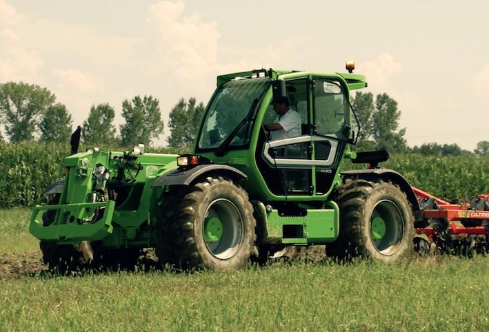 """Merlo si conferma al Sima """"partner delle aziende agricole"""""""