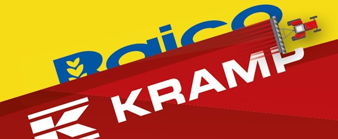 Raico, dopo l'acquisizione, cambia nome in Kramp
