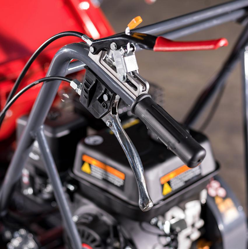 Brumi: motocarriole cingolate BRC 350M e 550M, per terreni forti