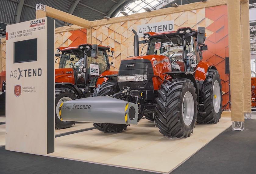 Polonia: edizione record per Agrotech 2019 ma il mercato dei trattori vede rosso
