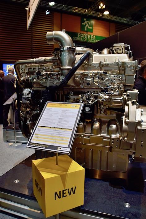 John Deere: nuovo motore PowerTech PSS da 13,6 litri, al top della gamma