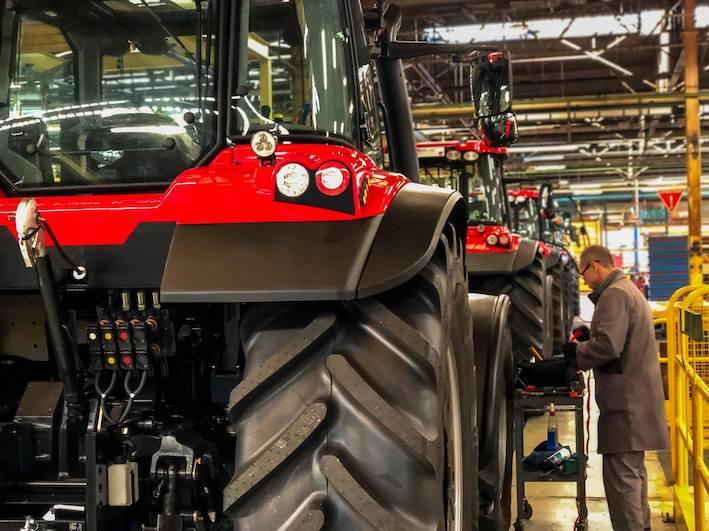 Mancel (YTO): motori FPT Industrial per i trattori del nuovo brand