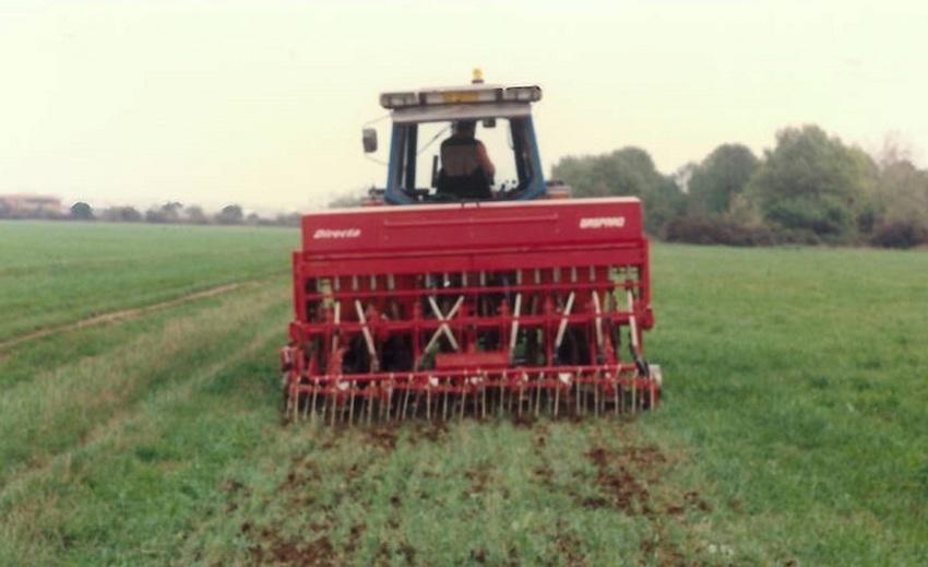Maschio Gaspardo: 30 anni di semina su sodo, festeggiati al Sima