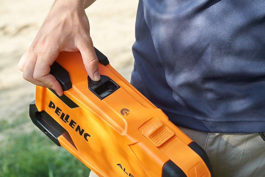 Pellenc: Alpha, una nuova gamma di attrezzature professionali con batteria integrata