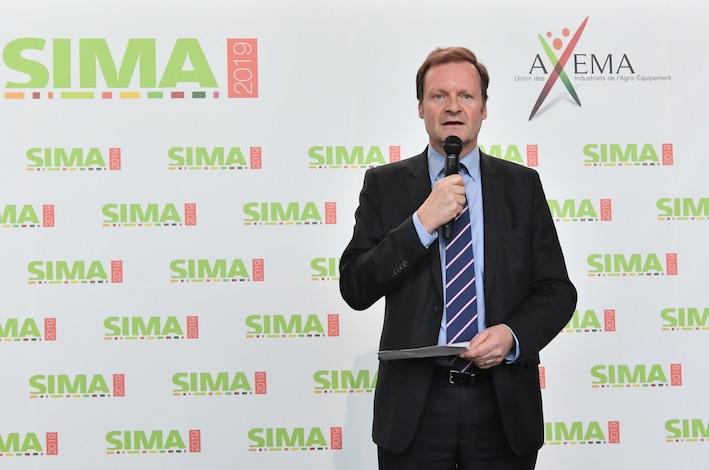 Sima 2019: un buon clima d'affari, con un'affluenza stazionaria