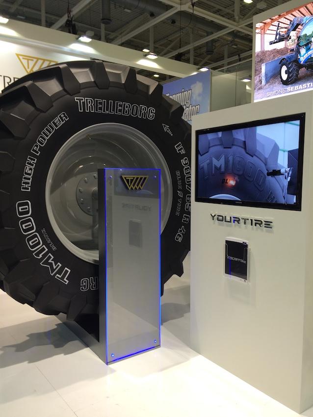 Trelleborg Wheel Systems: l'innovazione che coniuga efficienza e sostenibilità