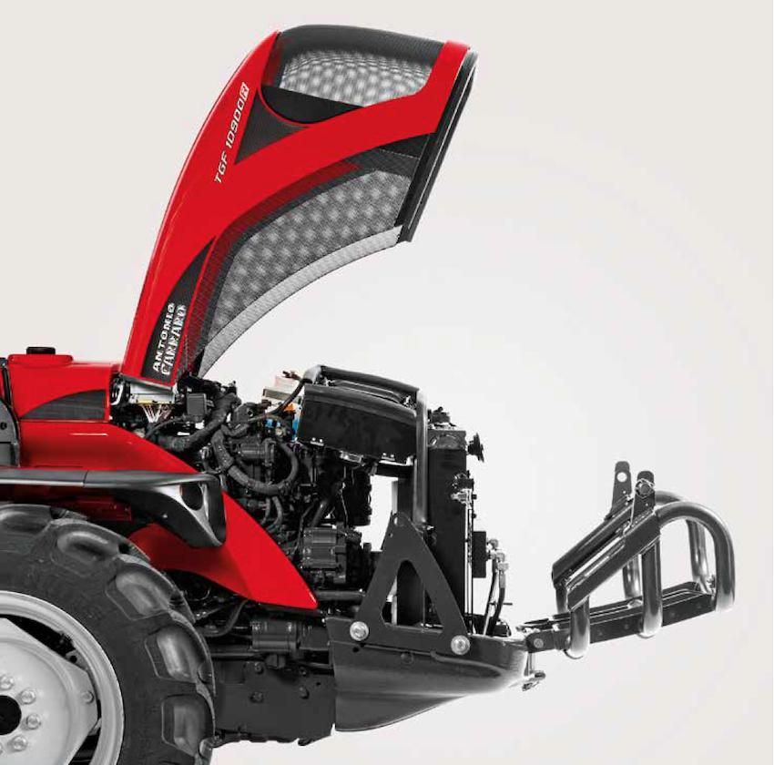 Antonio Carraro: TGF 10900 R, elevate prestazioni in dimensioni compatte