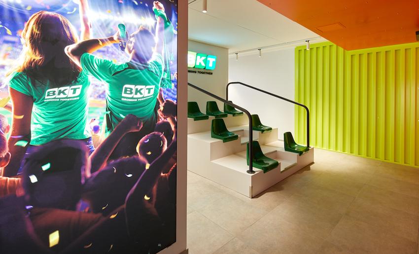 BKT: una nuova sede per crescere ancora