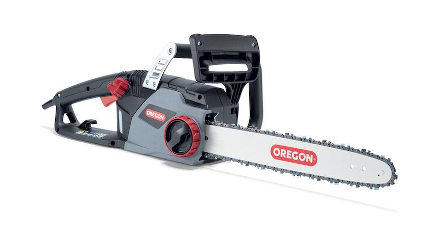Sabart: nuova elettrosega CS1400 e due nuovi accessori del Multi-attrezzo cordless di Oregon®