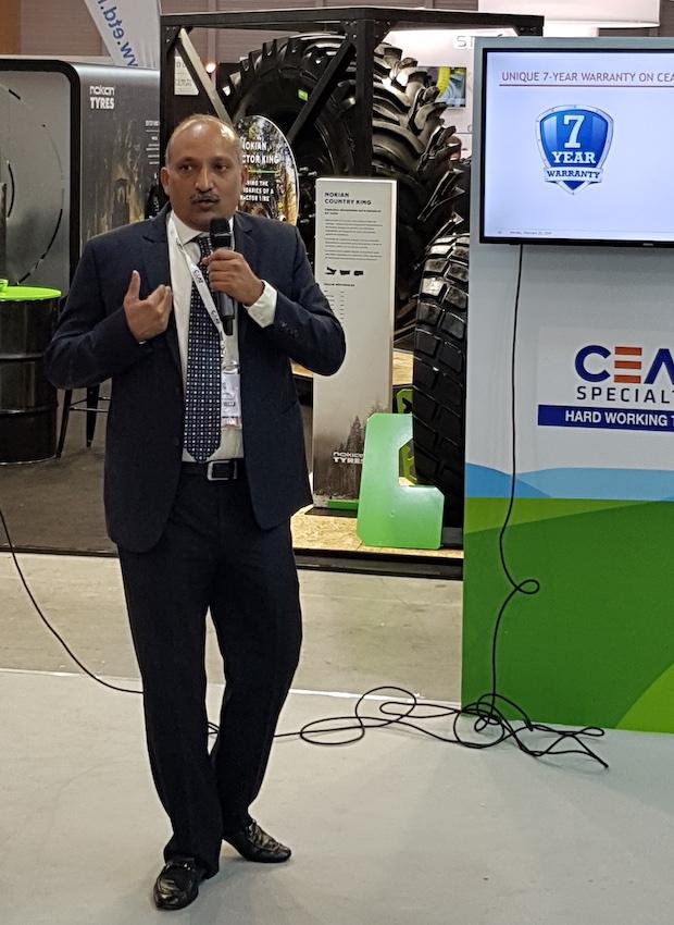 Ceat Specialty Tyres, un nuovo marchio pronto a dire la sua nel segmento dei radiali per l'agricoltura