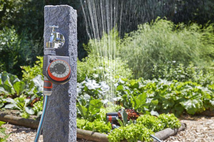 Gardena: irrigazione intelligente con i nuovi computer