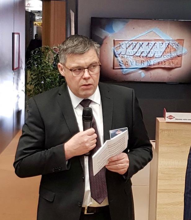 Kuhn: fatturato 2018 a quota 1,04 miliardi di euro (+ 8%)