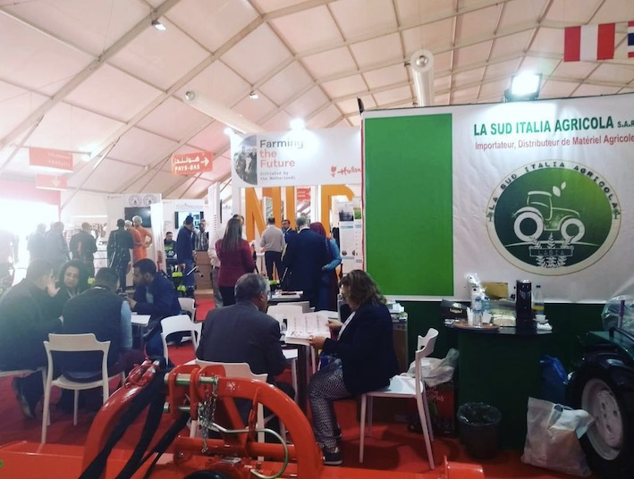 Veronafiere: tecnologie agricole italiane in mostra in Marocco, al Siam