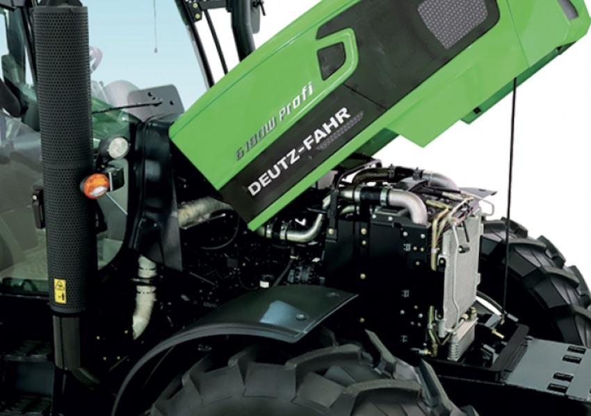Deutz-Fahr: nuovi 6W Profi, progettati in Italia per il mercato globale