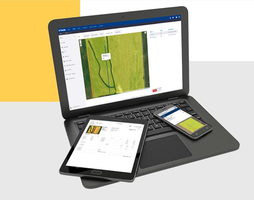 Trimble: Farmer Core, la nuova soluzione per connettere tutte le operazioni dell'azienda agricola