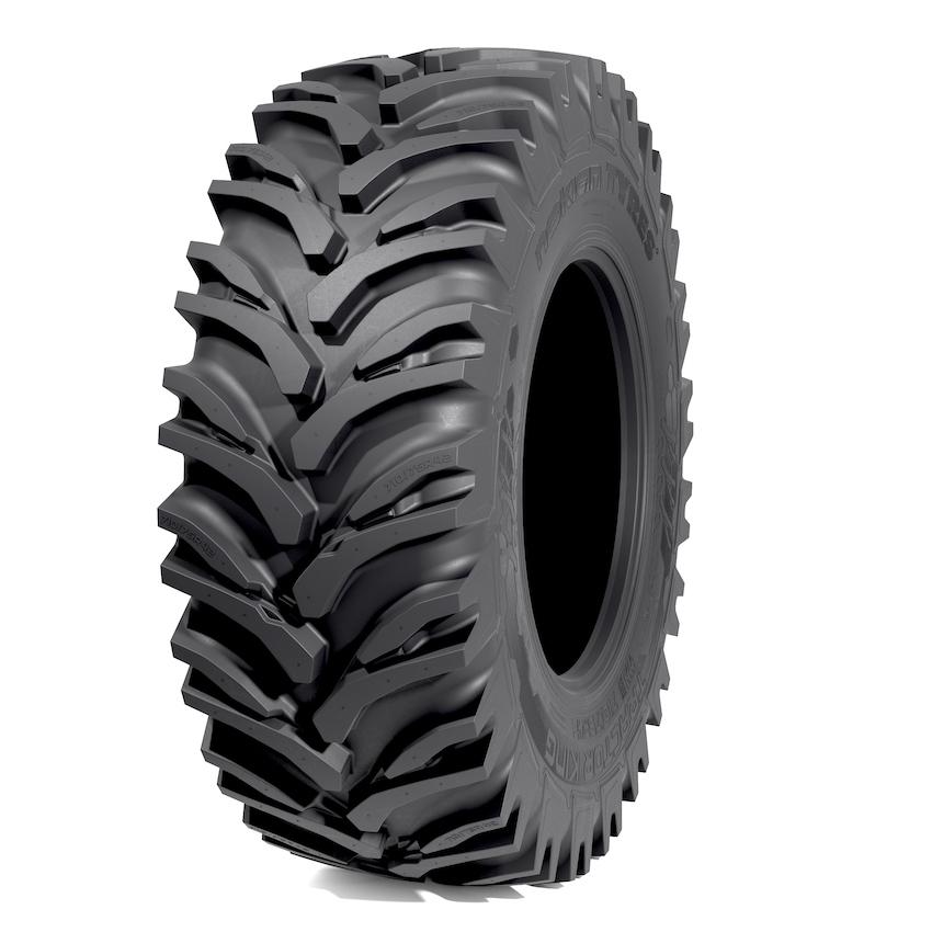 Nokian Tyres: altre otto misure per la gamma Tractor King