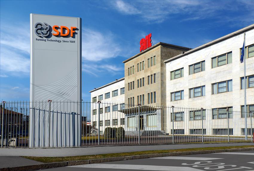 SDF raccoglie i frutti degli investimenti: importante crescita nel 2018