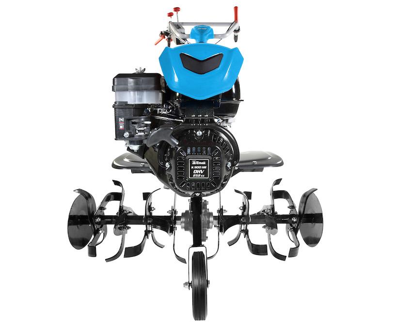 Bertolini (gruppo Emak): nuova motozappa professionale 218, ideale su terreni duri