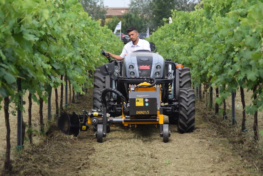 Carraro Tractors: campioni di eclettismo tra i filari