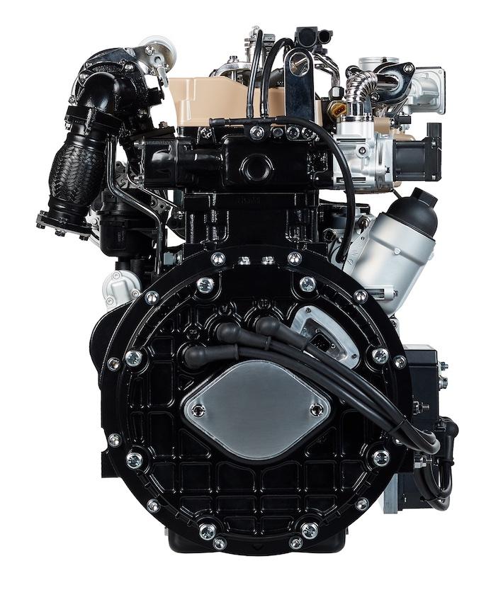 Kohler Engines estende la gamma dei motori ibridi