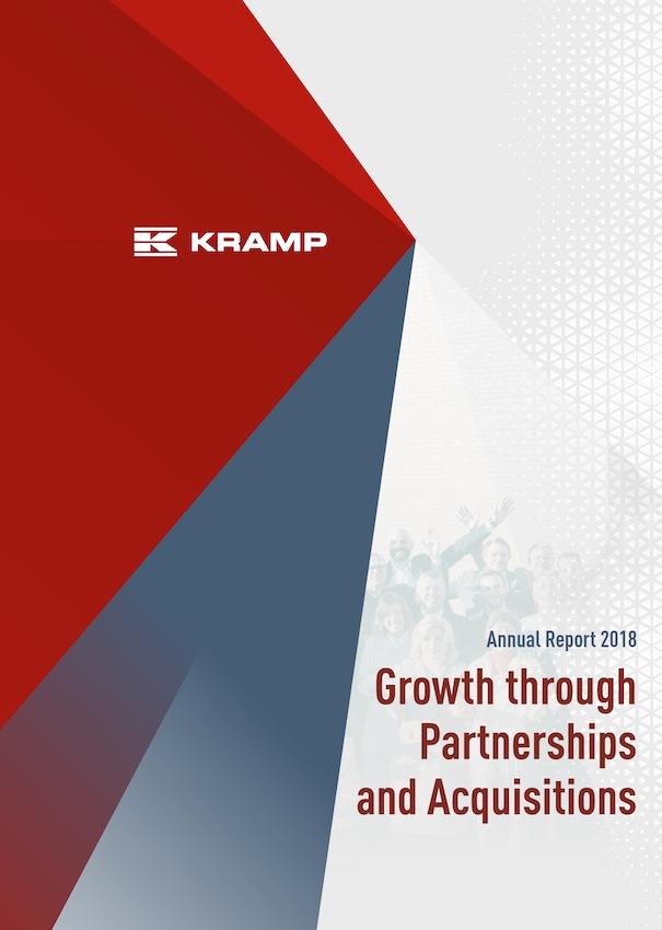 Kramp Groep BV: fatturato ancora in crescita nel 2018, anno ricco di eventi