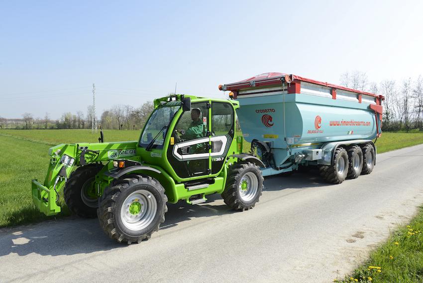 Merlo: Turbofarmer, la gamma sinonimo di telescopico in agricoltura