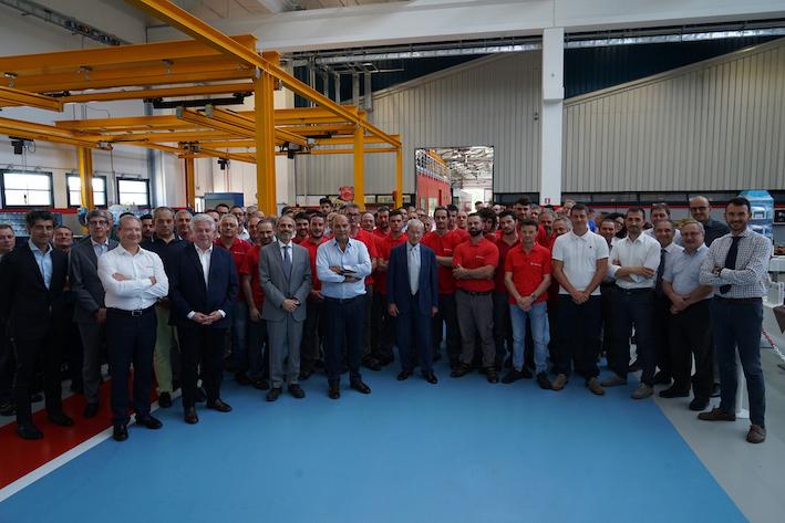 Carraro Group: inaugurato il nuovo Centro Ricerca e Sviluppo di Campodarsego