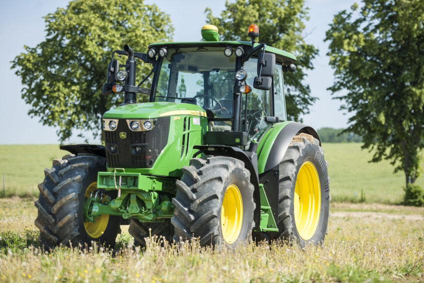 Continental: Tractor70 e Tractor85 sulle serie 6 di John Deere