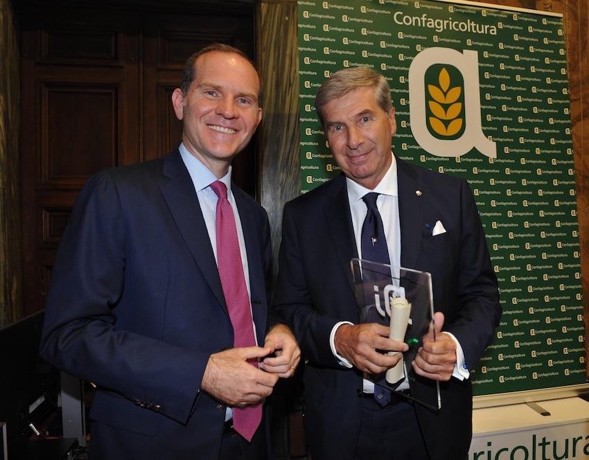 Combi Mais si aggiudica il Premio Innovazione assegnato da Confagricoltura