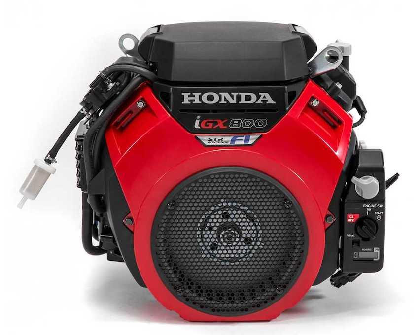 Honda: la gamma dei motori V-Twin si amplia con due nuovi modelli a iniezione elettronica (EFI)