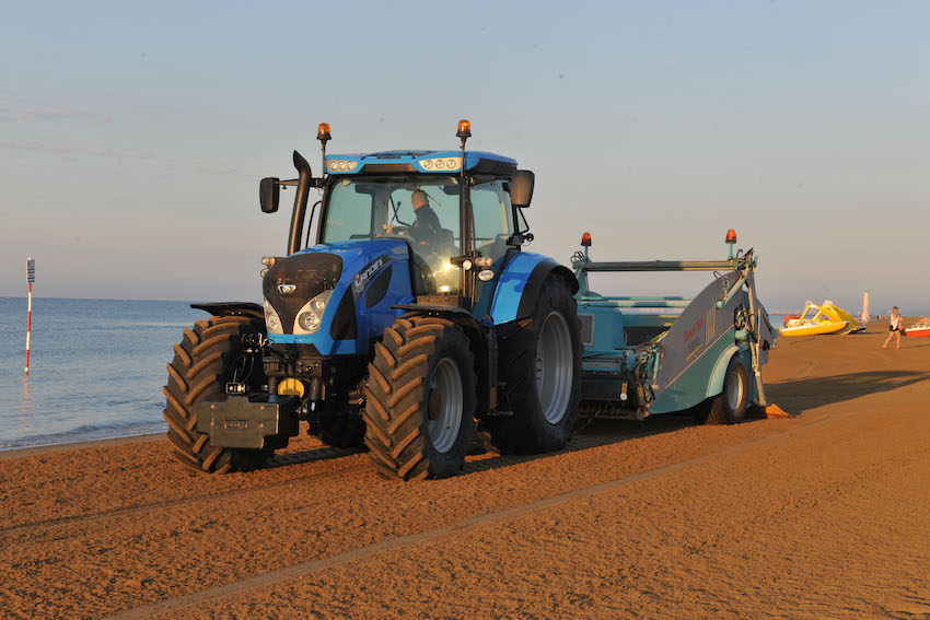 Argo Tractors, partner tecnico del Jova Beach Party