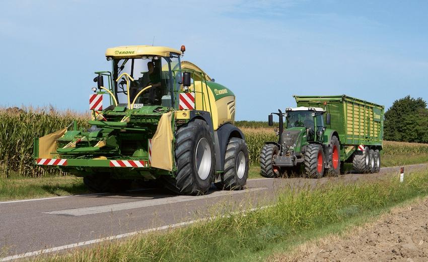 Macchine agricole eccezionali: libera circolazione in Lombardia dal 1° gennaio 2020