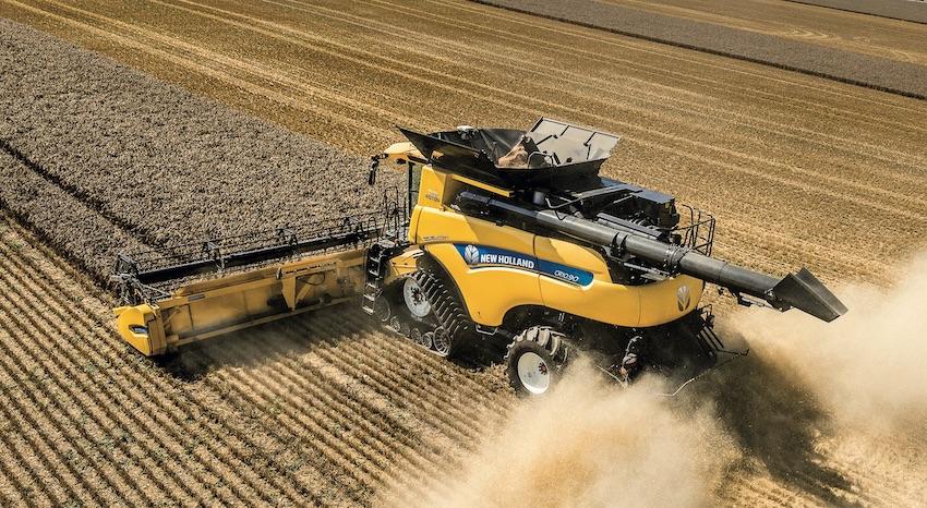 New Holland: Grain Loss Calculator, la nuova app che calcola le perdite di granella