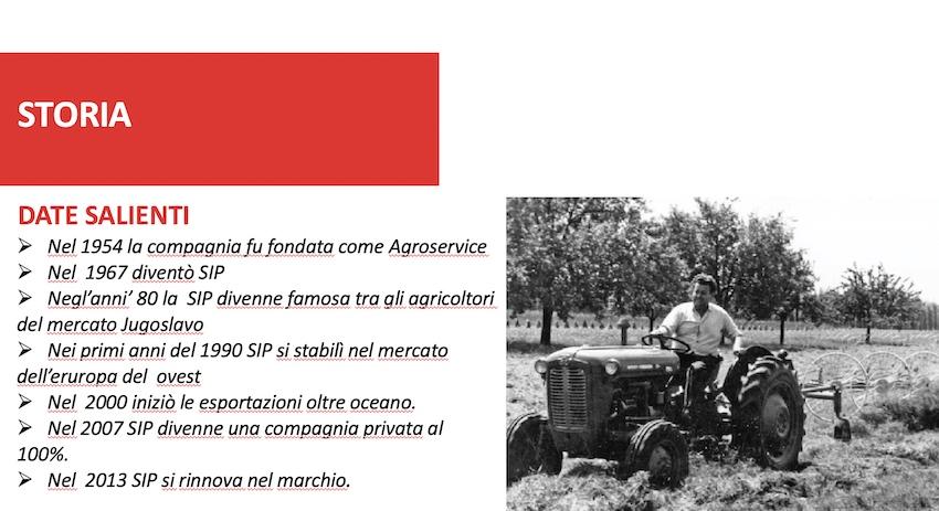 Save: le macchine per la fienagione della slovena SIP entrano nel portafoglio prodotti