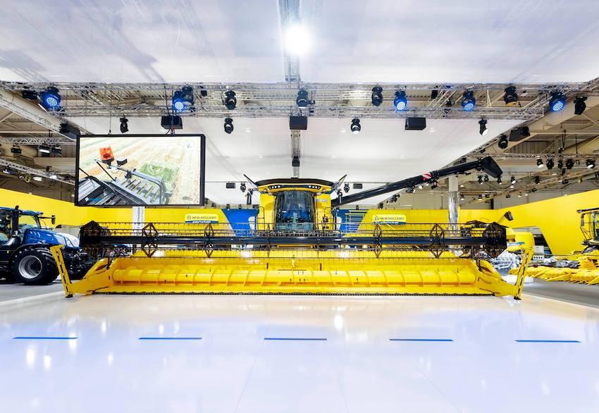 CNH Industrial: un unico stand per i brand agricoli del Gruppo a Agritechnica 2019