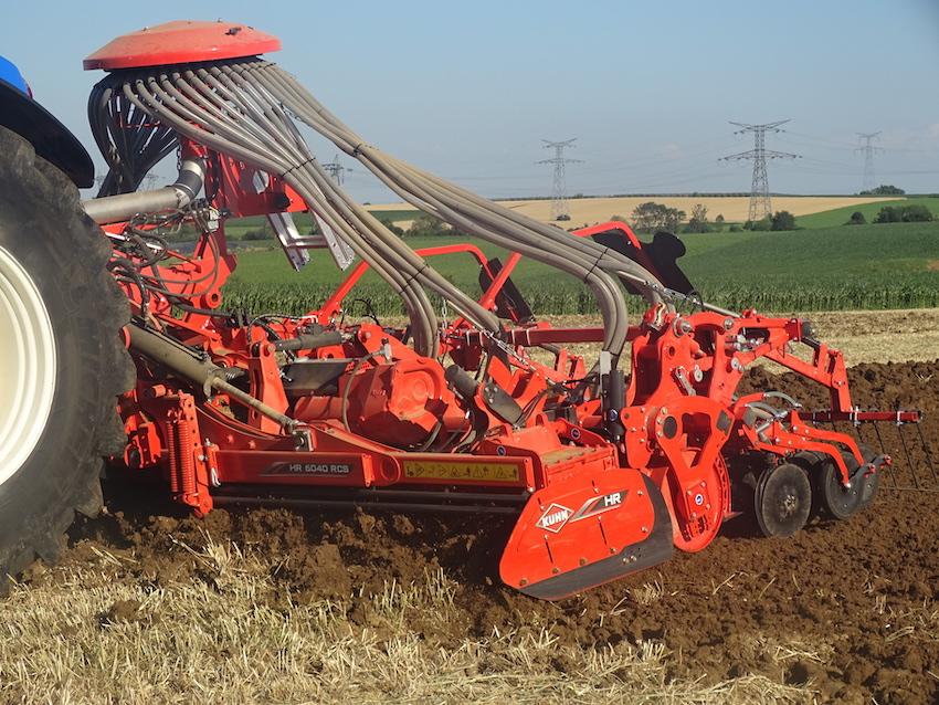 Kuhn: le novità nella lavorazione del terreno e la semina per Agritechnica 2019