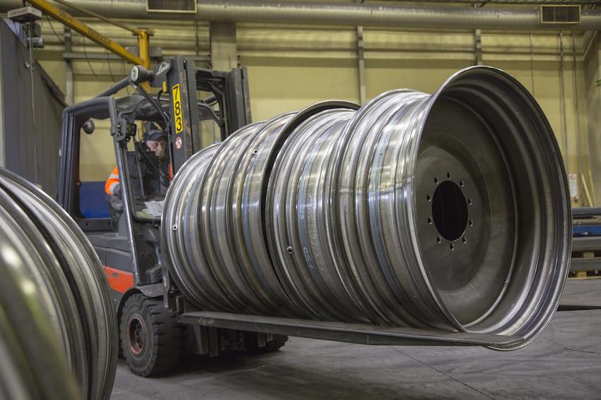 Nokian Heavy Tyres Ltd acquisisce Levypyörä Oy, fornitrice di ruote per mezzi pesanti